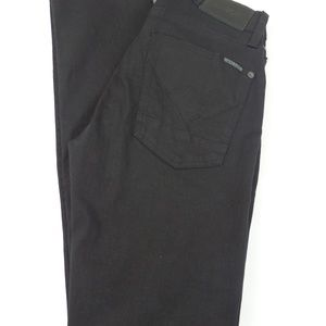 HUDSON mid rise sartor relaxed SKINNY stretch